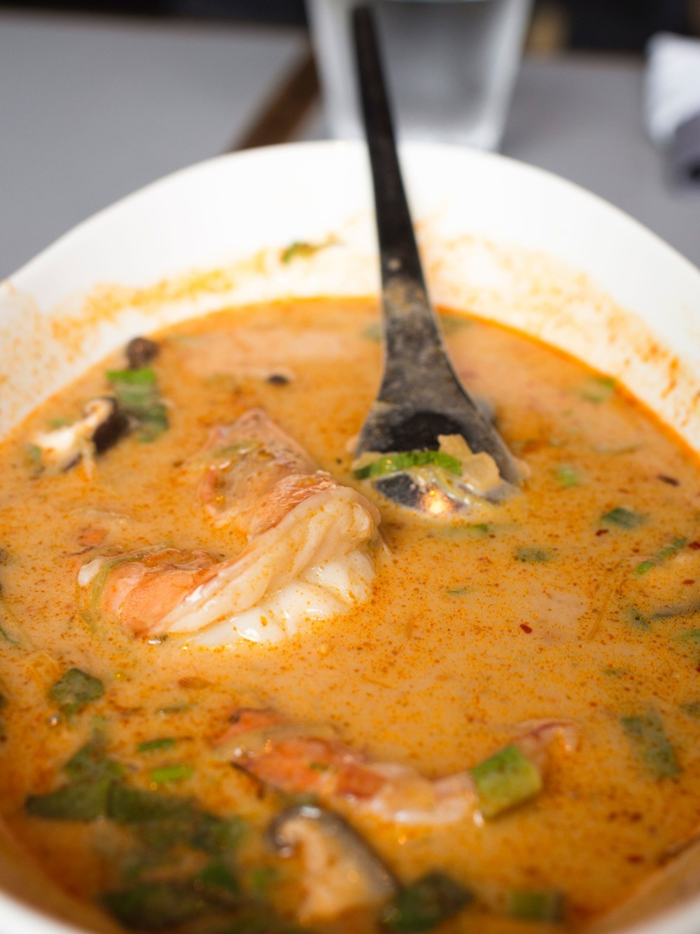 Tom Yum Goong @ T for Thai