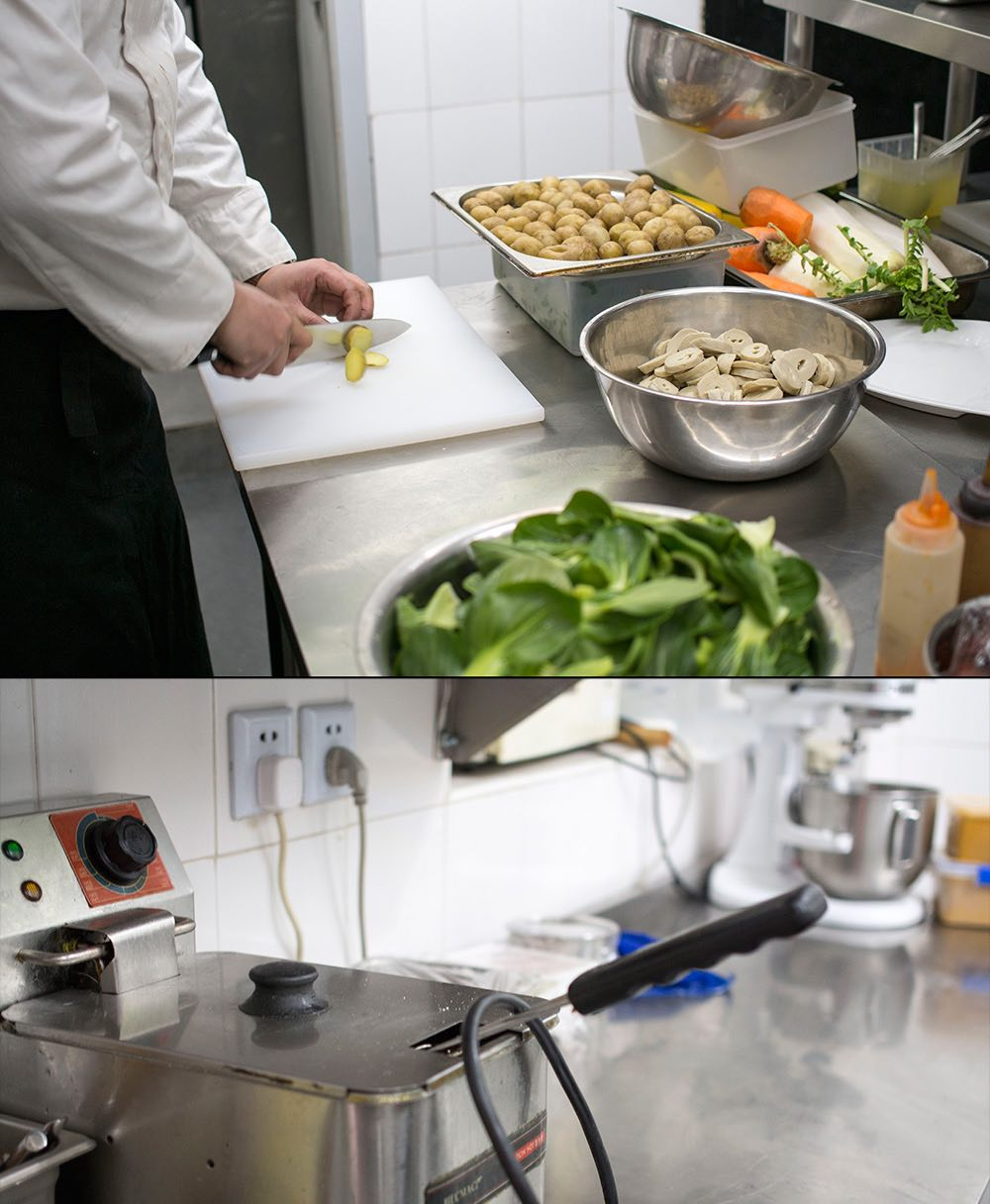 The Kitchen @ La Bistronomie