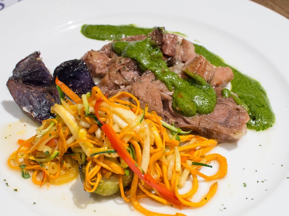 Braised Veal at Remedy 365