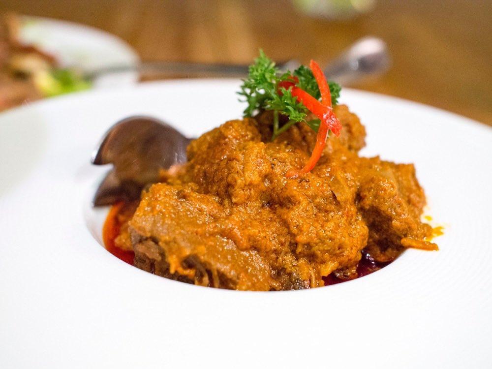 Beef Rendang @ Bali Bistro