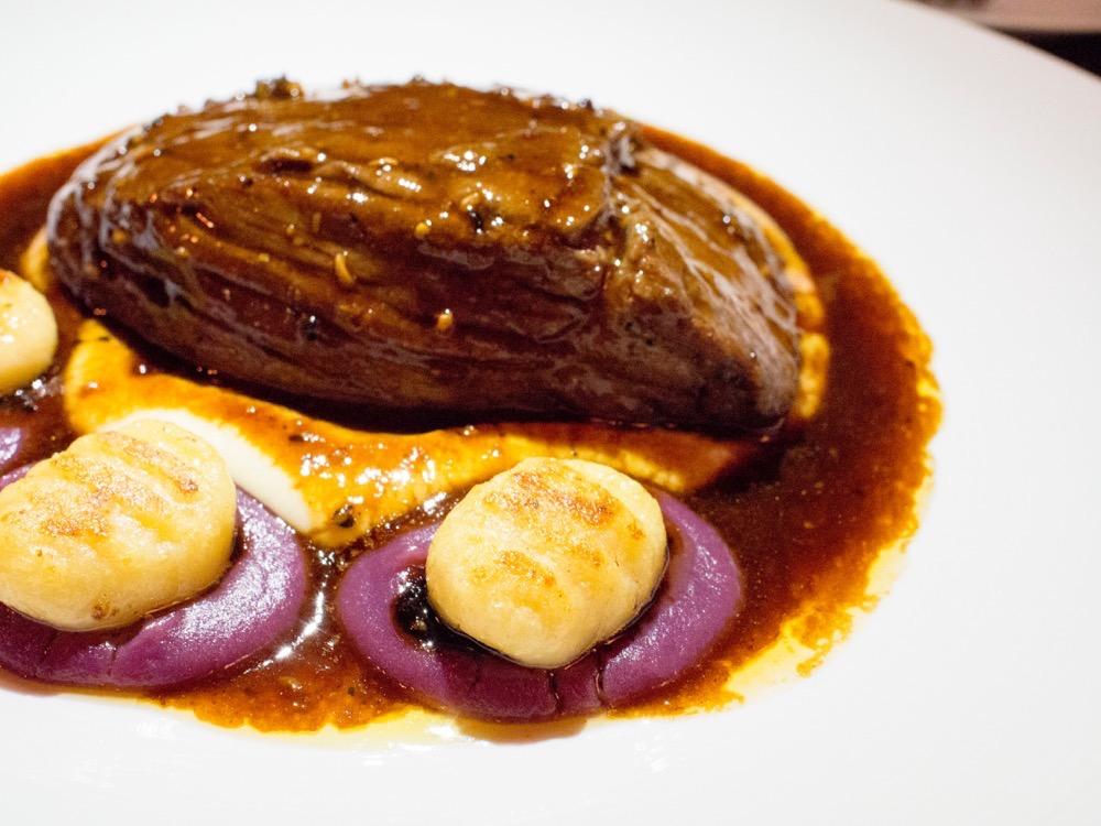Beef Bavatte @ Racines
