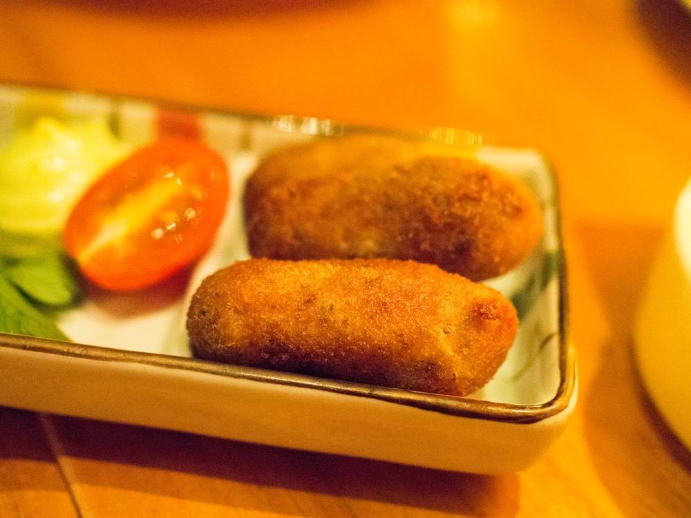Truffle & Mushroom Croquettes @ Bocado