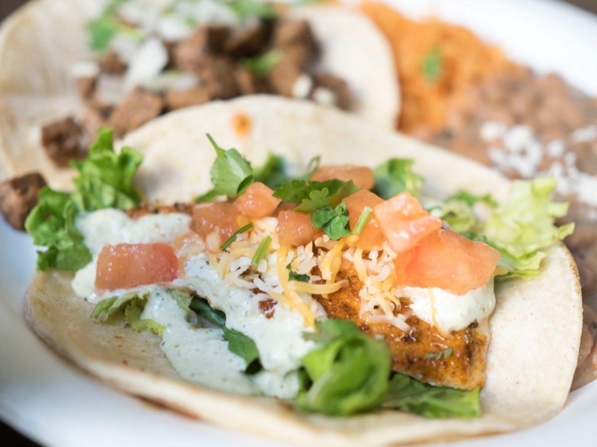 Need Mo Fish Tacos!