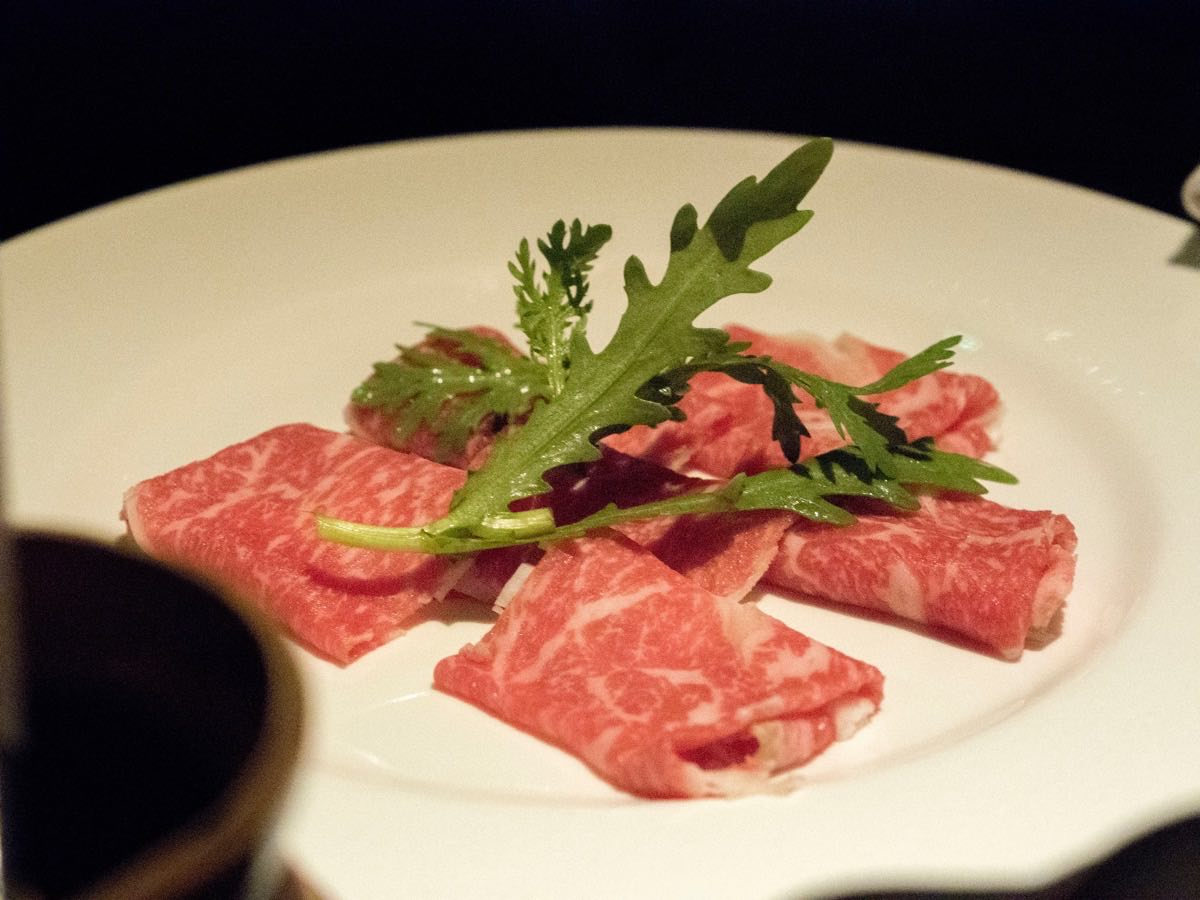 Wagyu Beef Slices