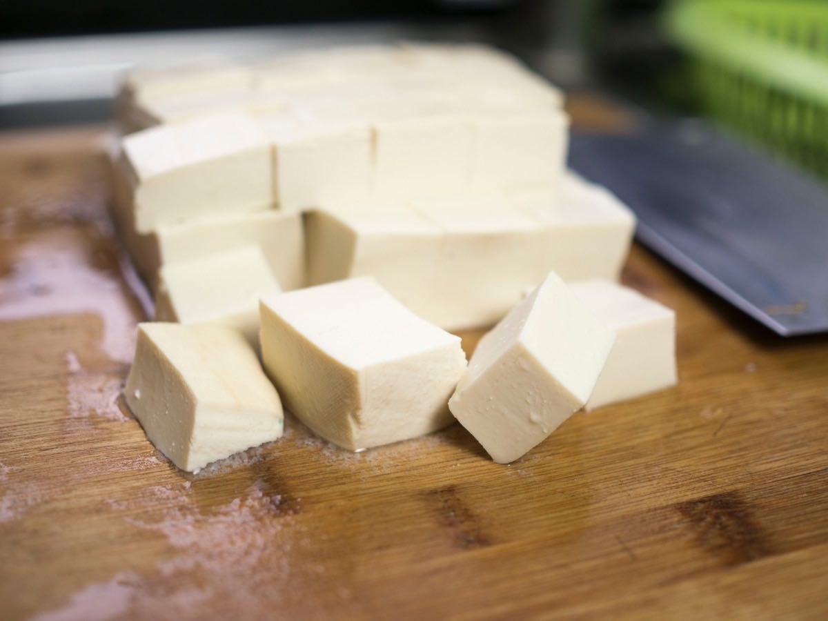 Tofu-Minecraft