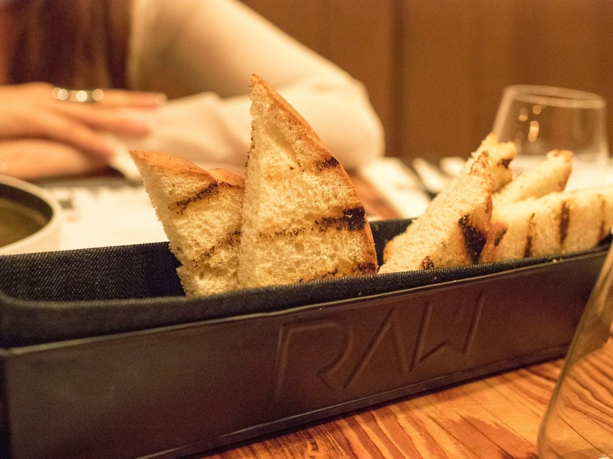 Josper Grilled Bread