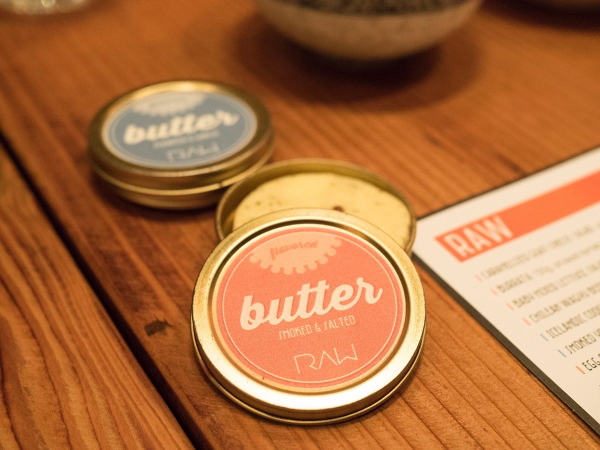 Flavoured Butters