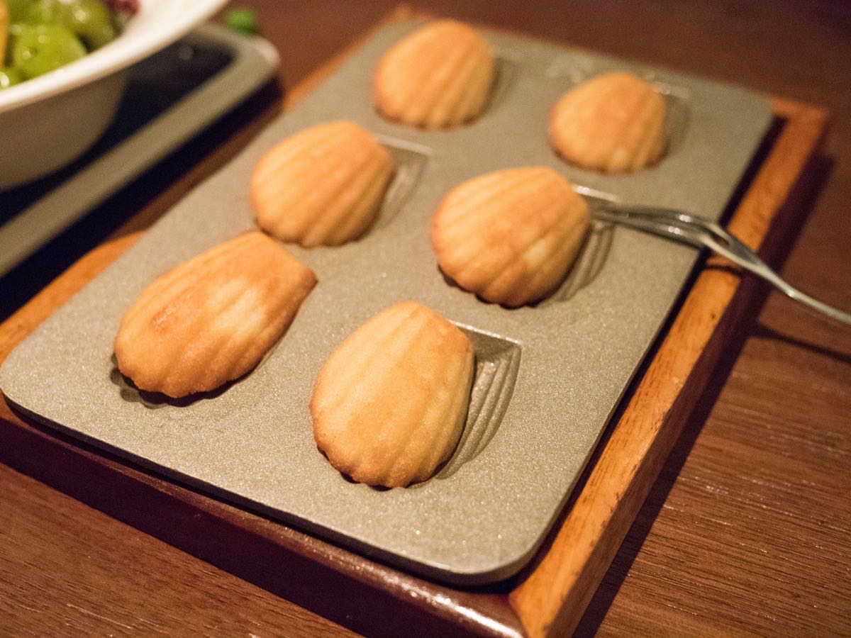 Mad for madeleines?