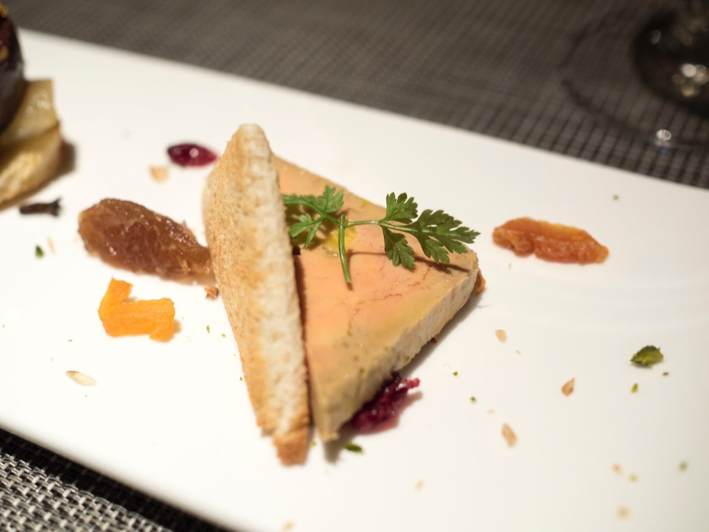 Foie Gras Calvados