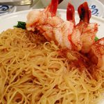 Quick Review of Prawn Noodles at Tsui Wah, Shanghai