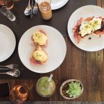 Brunch @ Table No. 1 by Jason Atherton