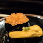 My first Omakase and best sushi in Honolulu at Sasabune