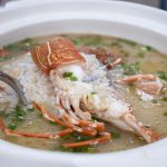 Review of Orchid Live Seafood's Lobster Porridge and More