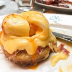 Weekend Brunch in Singapore at The English House by Marco Pierre White