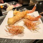 MIZUKI: My Birthday Treat at an Omakase Tempura Restaurant in Singapore